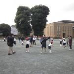 スポーツ教室 親子で縄跳び