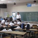 白石 範孝先生の楽しい授業です