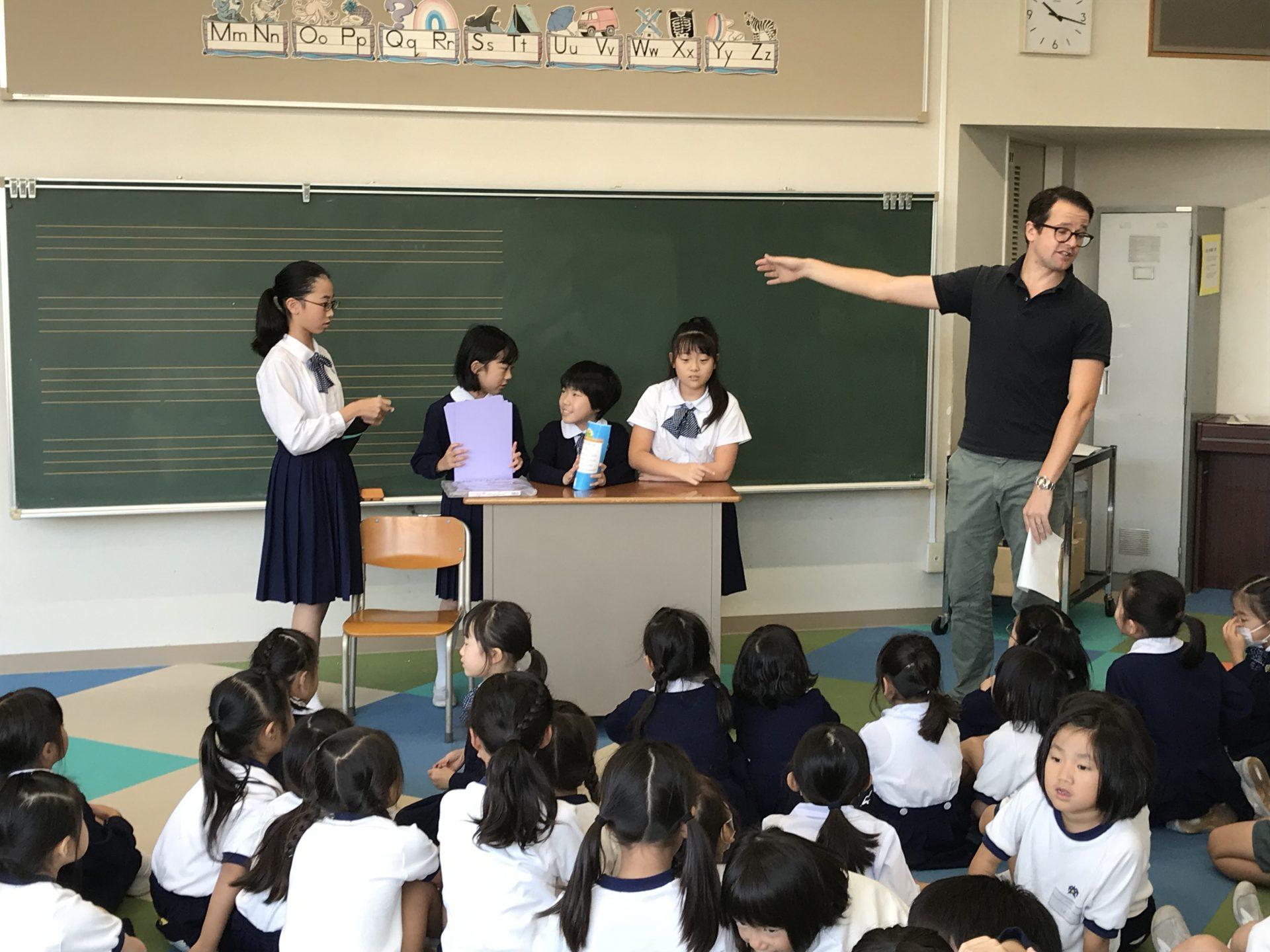 世界とつながるための英語力を磨く
